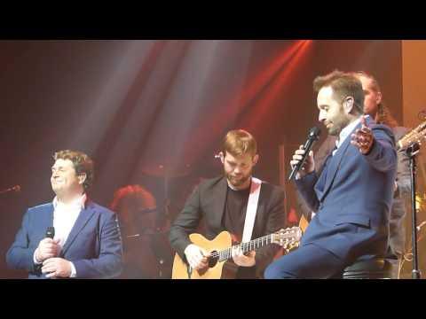 Alfie Boe & Michael Ball 'Wonderful World' Blackpool 14.12.16 HD