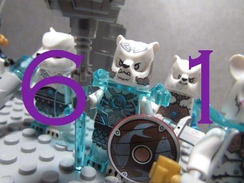 LEGO Chima episode 61 - The Fire Wings - SEASON 10 PREMIERE