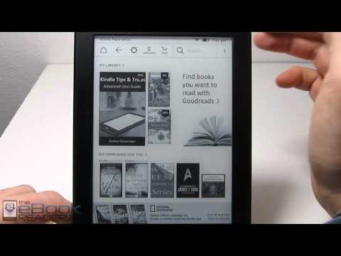 New Kindle Software Update Review - Firmware 5.7.2