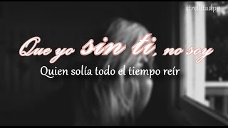 No soy - María José ft Yuridia (letra)