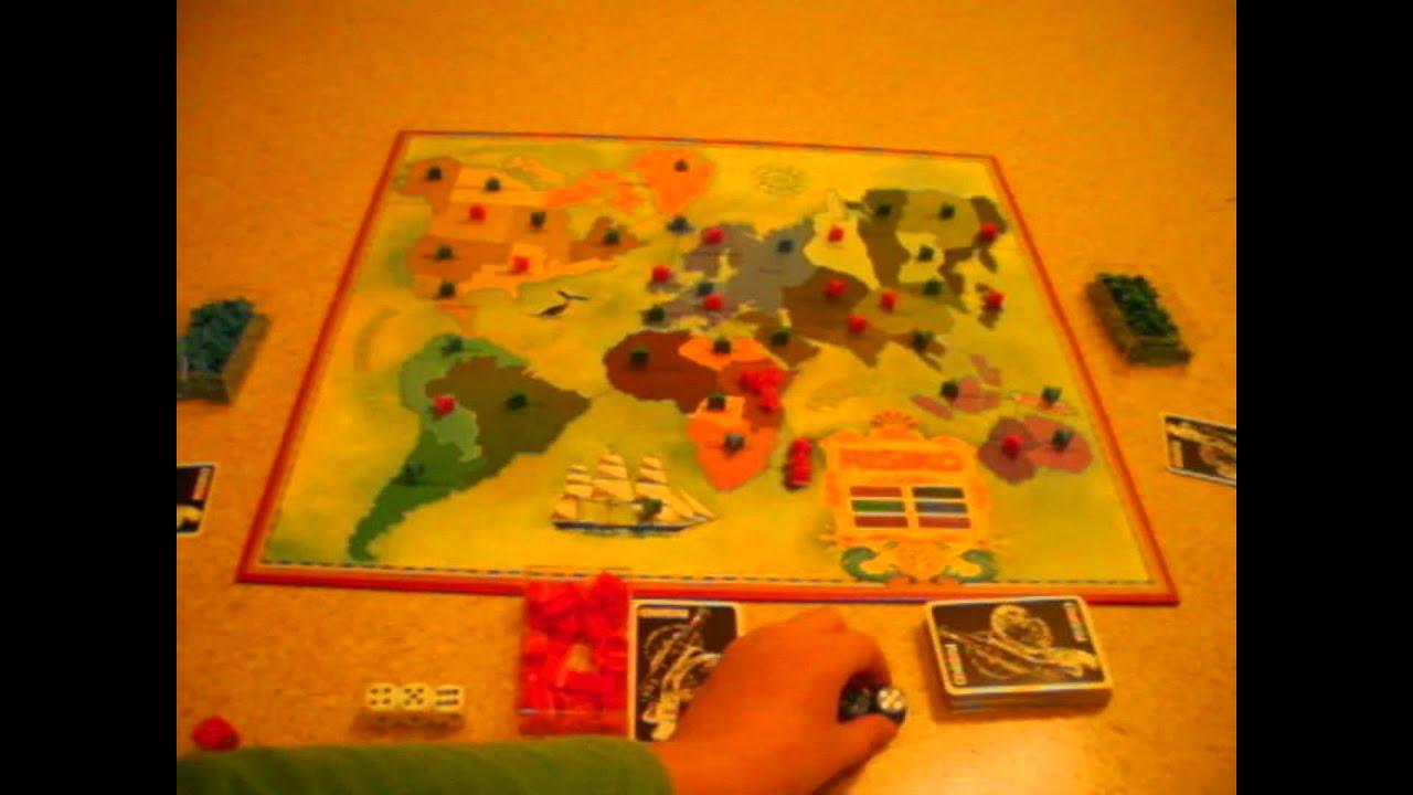 Risiko Spielanleitung