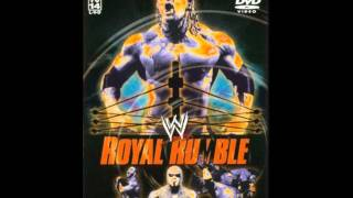 WWE Royal Rumble 2003 Theme. Falling Apart by Trust Company