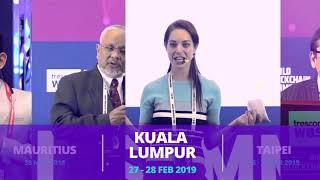 World Blockchain Summit in 180 Seconds
