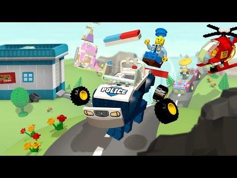 Build & Drive - LEGO Juniors Build & Drive – Game Demo