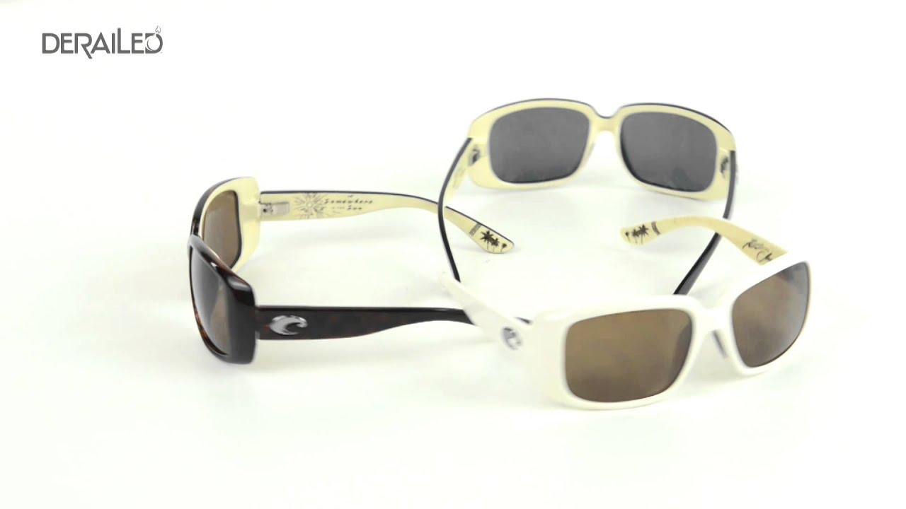078495e367f39 Costa Del Mar Little Harbor Kenny Chesney Sunglasses - Polarized 580P Lenses