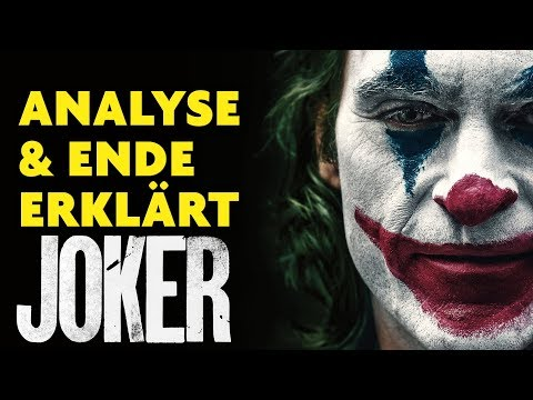 JOKER   Ende erklärt + Analyse