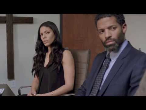 "GREENLEAF ""God Bless The Broken Road"" Deborah Joy Winans"