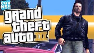 Grand Theft Auto III // Coisas que Você não sabe!!