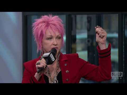 "Cyndi Lauper On Her Partnership With Novartis' ""SEE ME"" Campaign"