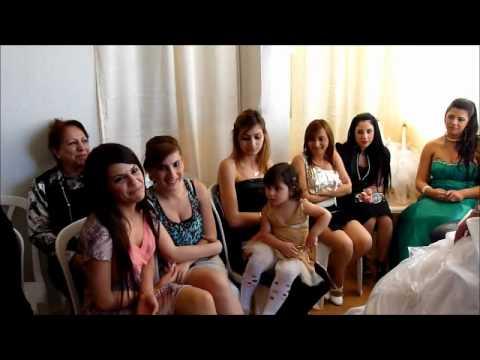 ARAB LADY ZAGHROUDA- ARAB WEDDING