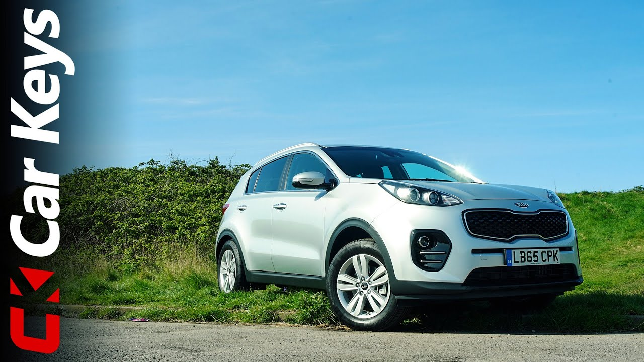 Kia Sportage 2016 Review Car Keys