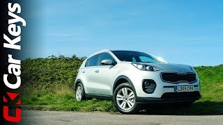 Kia Sportage 2016 review - Car Keys