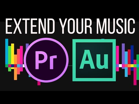 How to Make your MUSIC LONGER! (ADOBE TUTORIAL)