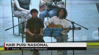 Download Video Hari Puisi Nasional - Bincang-Bincang Bersama Duo Arireda & Pembacaan Puisi oleh Nana Eres MP3 3GP MP4