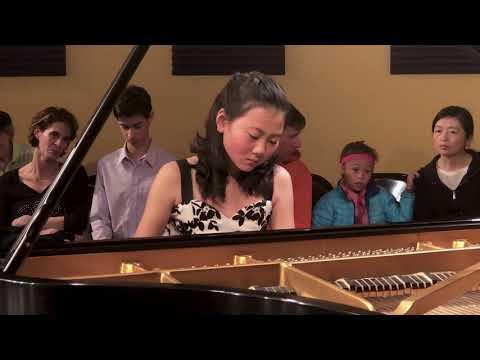 Schmitt Music Denver Piano Competition 2018 Advanced Competitive Recital Highlights