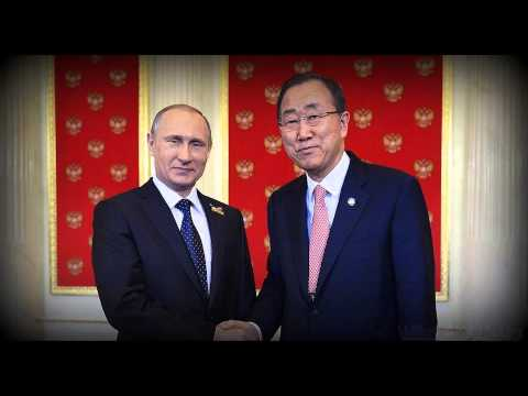 Ban Ki-Moon, #Putin: Minsk Deal Observance Best Solution to #Ukraine Crisis