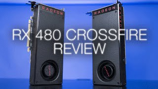dual rx 480s in crossfire the best budget graphics card