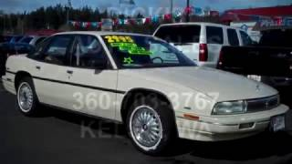 1991 BUICK REGAL CUSTOM SEDAN SOLD!!