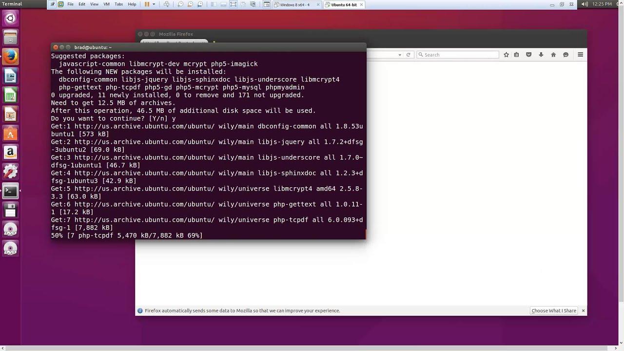 installez mysql ubuntu 15.10