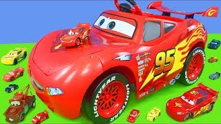 Disney Cars - Lightning McQueen toy cars - Disney car toys