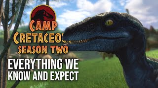 Camp Cretaceous Season 2: Everything We Know and Expect | Jurassic World