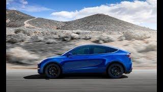 特斯拉Model Y发布,马斯克的跑量SUV,EPA续航最高483km,会国产【剁手风向标】