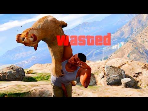 GTA 5 Wasted Flooded Los Santos #278 (GTA V Fails, Funny Moments)
