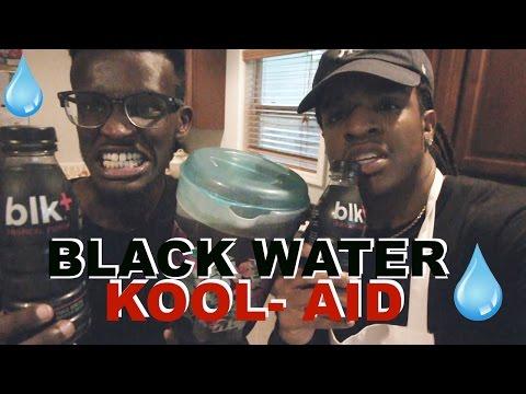 DIY BLACK WATER KOOL-AID !! (Blk Water)