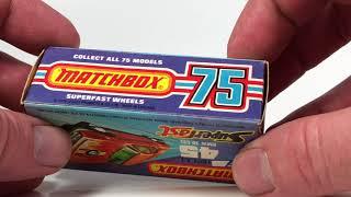Vintage Matchbox Monday Episode 14