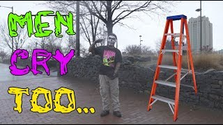 Vlog 12 : My Very First Camera Tripod was a Ladder