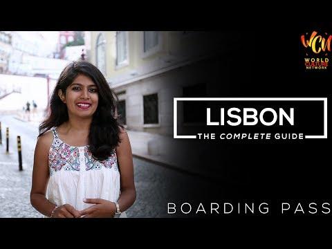Lisbon City Travel Guide   Boarding Pass   ft. Parampara Patil Hashmi