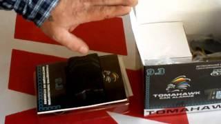 Tomahawk 9.3 и 9.5. Видеообзор автосигнализаций 2012 года(, 2012-02-13T09:35:15.000Z)