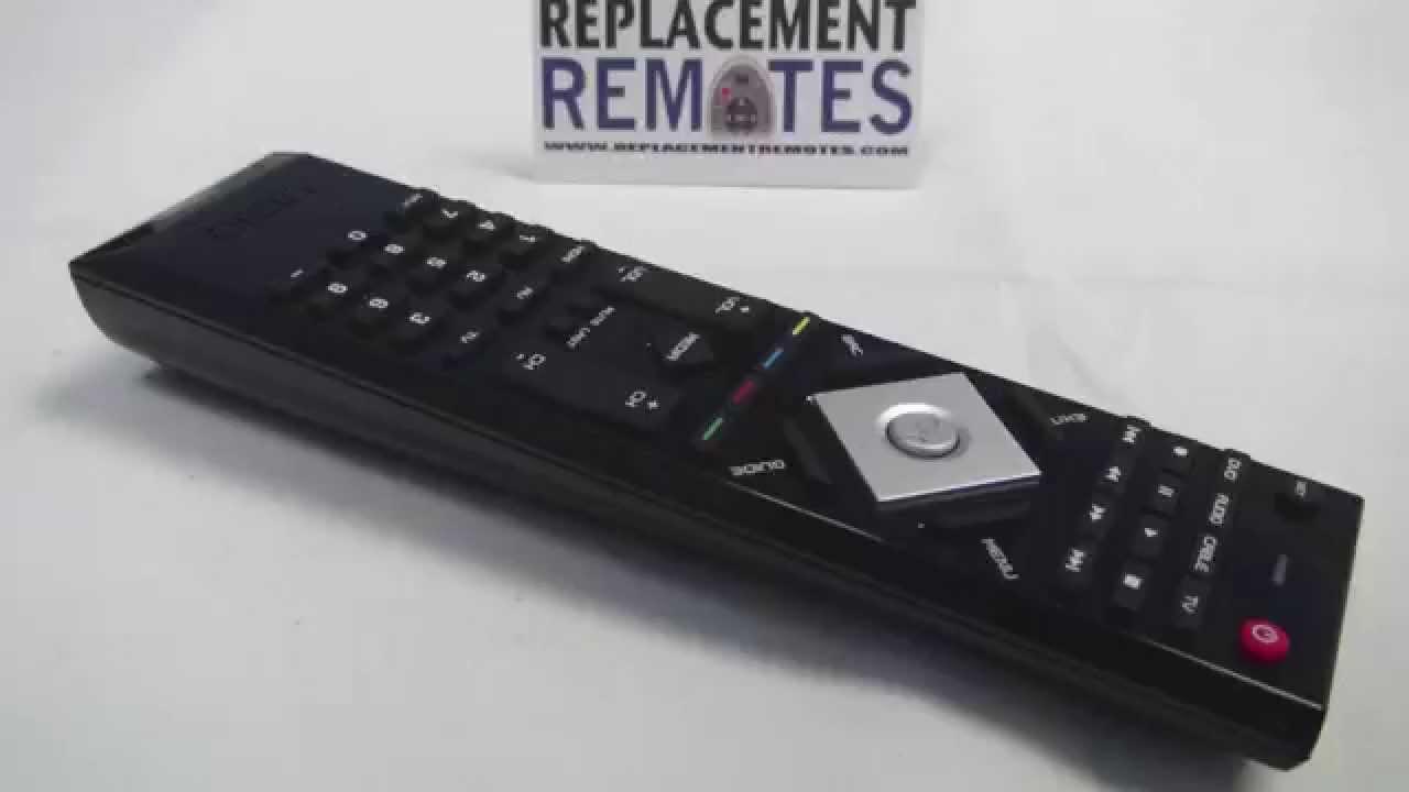 vizio tv e321vl. vizio vur13 tv remote control pn: 098003060200 - www.replacementremotes.com vizio tv e321vl