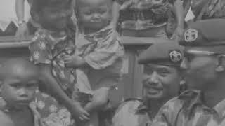 Pasukan RPKAD di Jakarta tanggal  14 maret 1966.