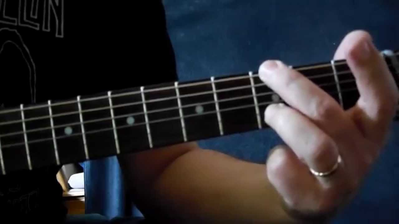 Stand By Me Open Chords G5 Em Csus2 D5 Lesson 1 Youtube