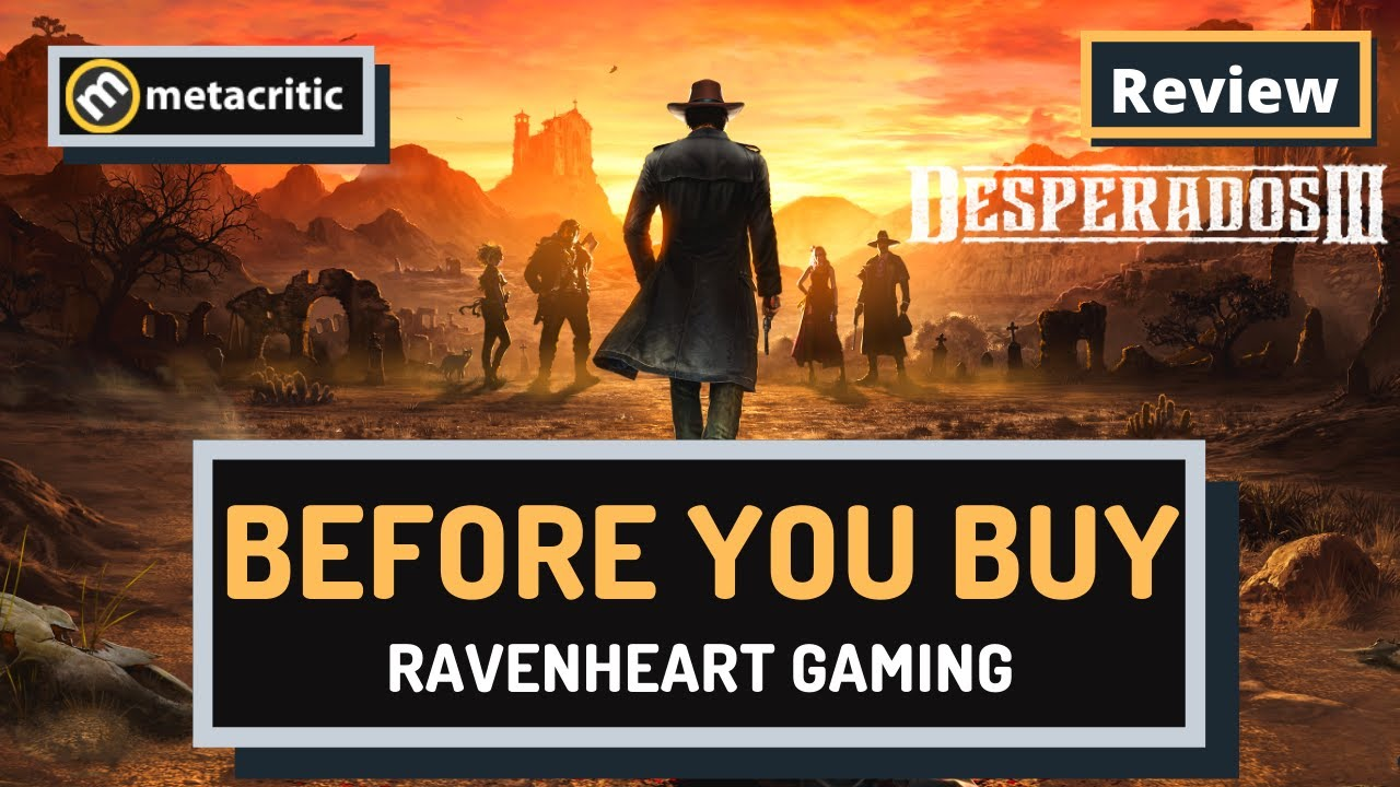 Desperados Iii 2020 Ps4 Before You Buy Metacritic Review Youtube