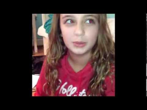 """spooky Girl"" Skit With Elizabeth | Gianna Rose"