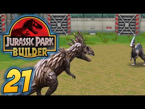 Jurassic Park Builder - Episode 21 - Yutyrannus