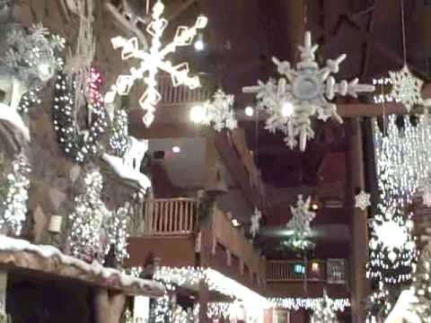 great wolf lodge during christmas mason oh