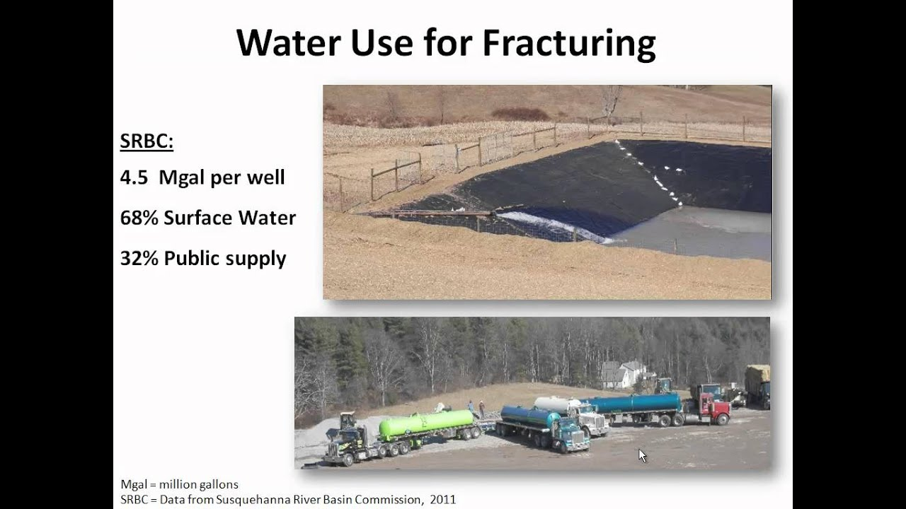 How is hydraulic fracturing related to earthquakes and ...