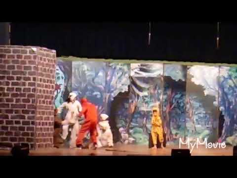 Waghacha chakula part 2 children's theatre play