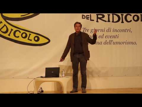 Il senso del ridicolo 2016: Maurizio Ferraris