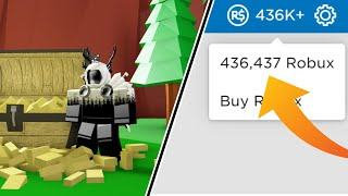 OBBY GIVES FREE ROBUX?! (2019 WITH PROOF)