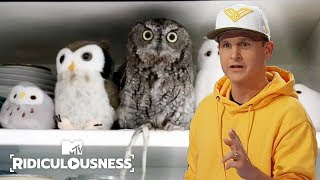 What Pops Into Your Head When You Say Weird Bird? | Ridiculousness