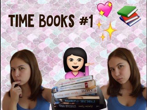 Time books#1/ Книги о любви
