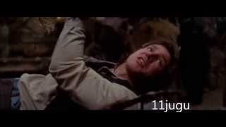 funny moment with chewbacca and han solo: Return of the jedi