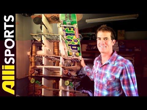 Bob Burnquist's MegaRamp Skateboard Setup, Alli Sports