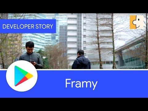 Android Developer Story: Framy improves...