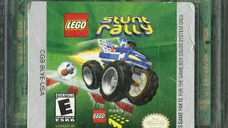 CGR Undertow - LEGO STUNT RALLY review for Game Boy Color