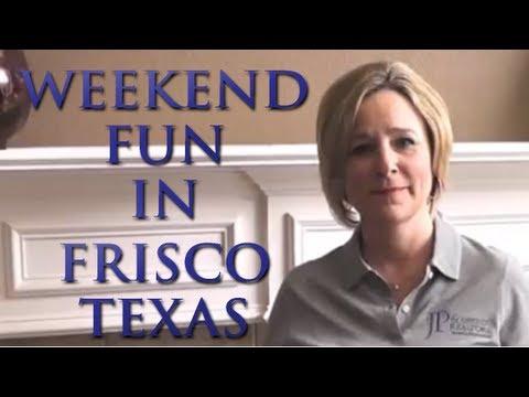 Weekend fun in Frisco Texas
